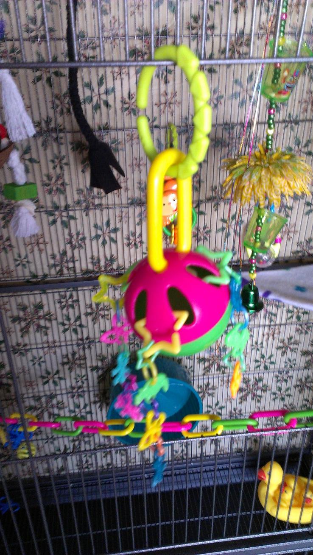 Homemade Sugar Glider Toys 55